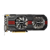 Видеокарта ASUS PCI-E HD7870-DC2-2GD5-V2 Radeon HD7870, 2GB DDR5 (256Bit), DVI, HDMI, 2x miniDP, Retail