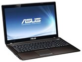 "Ноутбук ASUS K53SK 15.6"" HD LED/Intel Core i5 2450M(2.5GHz)/4Gb/500Gb/2Gb AMD 7610M/DVD±RW SM/WiFi/Cam/W7HB/Dark Brown"