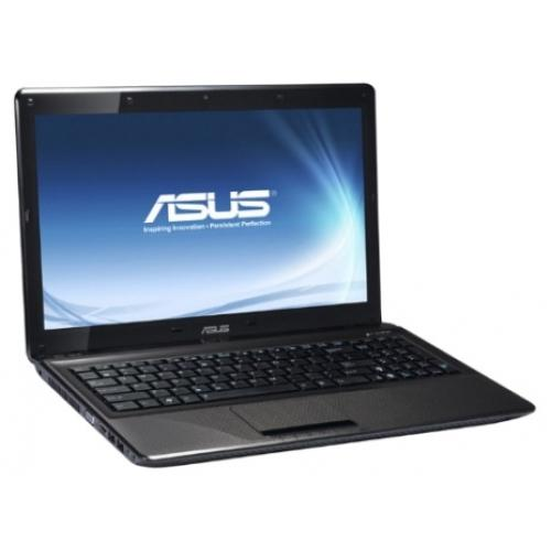 "Ноутбук ASUS K54HR (X54HR) 15.6"" HD LED/Intel Celeron B815(1.6GHz)/2Gb/500Gb/1Gb ATI Radeon HD7470/DVD±RW SM/WiFi/Cam/Black/DOS"