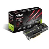 Видеокарта ASUS PCI-E GTX680-2GD5  GeForce GTX680  with CUDA 2GB DDR5 (256bit) Dual DVI HDMI DP Retail