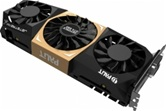 Видеокарта Palit PCI-E GeForce GTX680 JETSTREAM 4GB GDDR5 (256bit) 1006/6008 DUAL-DVI/HDMI/DP (NE5X680010G2-1041J) RTL