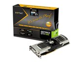 Видеокарта ZOTAC PCI-E GeForce with CUDA GTX690 (915MHz) 4GB DDR5 (512bit) 3x DVI miniDP (ZT-60701-10P) Retail