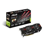 Видеокарта ASUS PCI-E GTX670-DC2-2GD5 GeForce GTX670 w/CUDA, 2GB DDR5 (256bit), 2xDVI, HDMI, DP, Retail