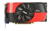 Видеокарта MSI PCI-E N550GTX-Ti -MD1GD5 V2 GeForce with CUDA GTX550Ti 1Gb DDR5 (192bit) VGA DVI HDMI  OEM