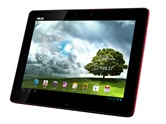 "Планшет Asus TF300TG 10"" LED/nVidia Tegra 3 T30 Quad-Core/1Gb/32Gb/Mobile docking/3G/WiFi/BT/GPS/2Cam/Li-poly (12hours)/Red/Android 4.xx/"
