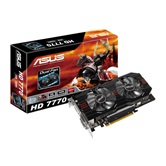 Видеокарта ASUS Radeon HD7770 2GB GDDR5 128bit 1020/4600 DUAL-DVI/HDMI/DP (HD7770-2GD5) RTL