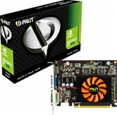 Видеокарта PALIT GeForce GT630 1GB GDDR5 TC 128bit 810/3200 VGA/DVI/HDMI (NE5T6300HD01-1083F) RTL
