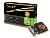 Видеокарта ZOTAC PCI-E GeForce with CUDA GT640 (900MHz) 2GB DDR3 (128bit) Dual-DVI mini-HDMI (ZT-60201-10L) Retail