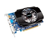 Видеокарта Gigabyte PCI-E (GV-N440-2GI) GeForce with CUDA GT440 2Gb DDR3 (128bit) DVI/ VGA/ HDMI/ Retail