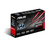 Видеокарта ASUS PCI-E HD6670-2GD3 Radeon HD6670, 2GB DDR3 (128bit), D-Sub, DVI, HDMI, Retail