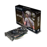 Видеокарта Sapphire PCI-E (11200-01-40G) Radeon HD7850 (OC) 2GB GDDR5 (256bit) DVI-I/ Dual mini DP/ HDMI/ Full Retail