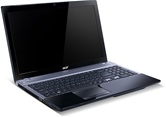 Ноутбук Acer Aspire V3-551G-64406G50Makk  <NX.M0AER.002> 15.6&quot; /AMD A6 4400(2.6GHz)/6Gb/500Gb/1GB AMD 7670M/DVD±RW/WiFi/cam/BT4.0/W7HB 64 black