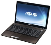 "Ноутбук ASUS K53SM (A53SM) 15.6"" HD LED/Intel Core i5 2450M(2.5GHz)/4Gb/500Gb/2Gb nVidia 630M/DVD±RW SM/BT/WiFi/Cam/W7HB/Brown (BTS Edition)"
