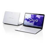 "Ноутбук Sony SVE-1711G1R/W 17,3"" HD+ LED/Intel  B970(2,3GHz)/4Gb/500Gb/Intel GMA 3000/ DVDRW/ WiFi/Cam/BT/W7HP/ White"
