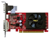 Видеокарта Palit PCI-E GeForce 210 512MB DDR3 (32bit) 590/1250 VGA/DVI/HDMI (NEAG2100HD53-1193F) RTL