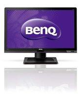 "Монитор TFT 24"" BenQ BL2400PT glossy-black (LED-подсветка, 20M:1, 4ms, DVI, DP, Pivot, HAS, Wide screen)"