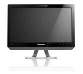 "Моноблок Lenovo IdeaCentre C320 (57-307491) 20"" /Intel PDC G530 (2.4GHz)/2Gb/500Gb/Intel HD/DVDRW/WiFi/WebCam/Keyboard&Mouse/DOS/Black"