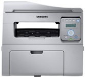 МФУ A4 Samsung SCX-4650N/XEV (принтер/сканер/копир, 1200х1200, Ethernet 10/100 Base TX , USB2.0)