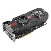 Видеокарта ASUS PCI-E GTX680-DC2T-2GD5  GeForce GTX680  with CUDA 2GB DDR5 (256bit) Dual DVI HDMI DP  Retail (мятая упаковка)