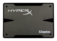 "Накопитель SSD Kingston 2,5"" SATA-III HyperX 3K Series 120GB SH103S3/120G, MLC +3.5 адаптер"