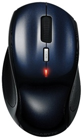 Мышь GIGABYTE AIRE M77 / USB / 2.4GHz Wireless / Optical / Dark Blue