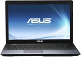 Ноутбук ASUS K75DE 17.3&quot; HD+ LED/AMD A8 4500(1.8GHz)/4Gb/1000Gb/1Gb AMD 7670M+AMD 7660G/DVD±RW SM/WiFi/BT/Cam/Win8/ Black <90NB3C418W5283RD13AC>