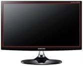 "Монитор 24"" TFT Samsung S24B350HL  LED-подсветка, 2ms, 250cd/m2, HDMI, wide, Red--Black"