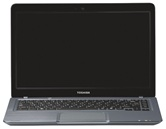Ноутбук Toshiba Satellite U840-CLS <PSU4SR-00T007RU> 14.0 /ULV Core i3-3217U/4GB/320GB/Shared/WiFi/BT/Win7 HP/Ultra Silver with Hair Line