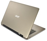 Ультрабук Acer Aspire S3-391-53314G52add   <NX.M1FER.002> 13.3&quot; HD LED/Intel Corei5-3317U/4Gb/500Gb+20GB SSD/Intel GMA HD/WiFi/BT4.0/Сam/W7HP 64  bronze