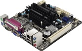 Материнская плата ASROCK AD2550B-ITX / INTEL NM10 Express / mini ITX / RTL