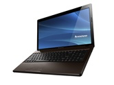 Ноутбук Lenovo G580 <59-338225> 15.6&quot; HD/Intel Core i3 2370M(2.4Ghz)/2Gb/500Gb/Intel HD GMA/DVD±RW/WiFi/BT/Cam/ W7HB/Brown