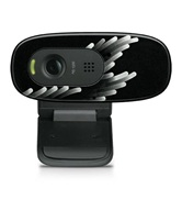 Веб-камера Logitech HD Webcam C270. Цвет: Coral fan (USB2.0, 1280*720, 3 MP, микрофон) - 960-000917