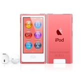 MP3 аудио/видео плеер Apple iPod nano 16GB Pink (7th Generation)