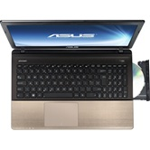 "Ноутбук ASUS K45VD 14"" HD LED/Intel i5 3210M(2.5GHz)/4Gb/500Gb/2Gb nVidia 610M/DVD±RW SM/WiFi/BT/Cam/W7HB/Brown"