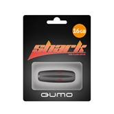 "Накопитель Flash USB drive QUMO 32Gb ""Shark"" black  RET"