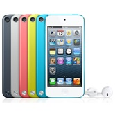 MP3 аудио/видео плеер Apple iPod Touch 64GB Blue (5-th Generation)