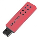 Накопитель Flash USB drive QUMO 4Gb Domino red RET