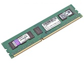Модуль памяти DDR3 DRAM 8GB PC-3 10600 (1333MHz) Kingston [KVR1333D3N9/8G] OEM