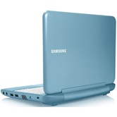 "Нетбук Samsung N100NZC-A02 10.1"" WSVGA LED/Intel Atom N2100(1.6Ghz)/2Gb/320Gb/Intel GMA X3600(int)/WiFi/BT/Cam/3cell/W7S/ Blue"