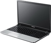"Ноутбук Samsung 305E5Z-S07 15.6"" HD LED/AMD A6 3300M(1.9Ghz)/4Gb/500Gb/AMD 6510G2/DVD±RW DL/ WiFi/BT/Cam/DOS/Silver"
