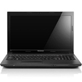 Ноутбук Lenovo B570 <59-351379> 15.6&quot; HD/Intel B830(1.8GHz)/2Gb/320Gb/Intel HD GMA/DVD±RW/WiFi/Cam/W7S/Black/2.46 kg