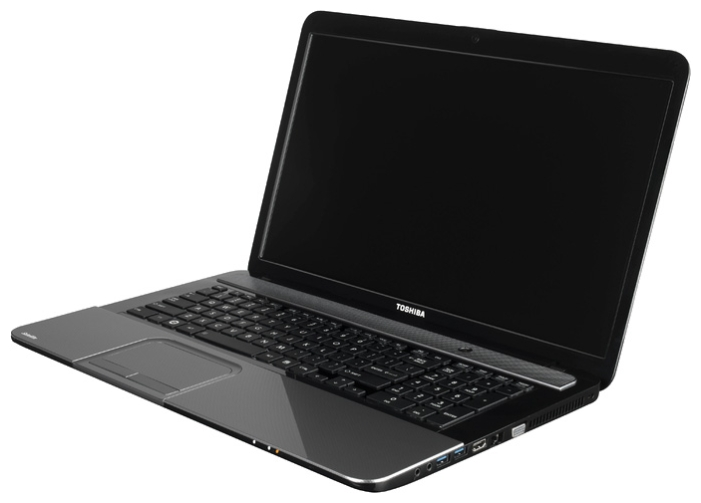 Ноутбук Toshiba Satellite L870-D5S <PSKFNR-002003RU> 17.3 HD+/Intel Core i5-3210M/4GB/640GB/1Gb AMD Radeon HD7670M/DVD±RW/WiFi/BT/WebCam/Win8 SL/Gloss Shining silver with Croossline