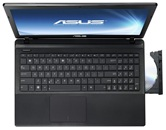 Ноутбук ASUS X55A 15.6&quot; HD LED/Intel Celeron B830(1.8GHz)/2Gb/320Gb/Intel HD 3000/DVD±RW SM/WiFi/Cam/Black/DOS <90NBHA138W2C146043AU>