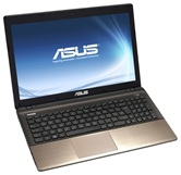 Ноутбук ASUS K55VD 15.6&quot; HD LED/Intel i5 3210M(2.5GHz)/4Gb/500Gb/2Gb nVidia GT610M/DVD±RW SM/WiFi/BT/Cam/Win8/Brown <90N8DC514W542B5813AY>