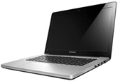 Ноутбук Lenovo U410 <59343196> 14&quot; HD/Intel Core i3 3217U(1.8Ghz)/4Gb/SSD 24Gb+500Gb/1Gb nVidia GT610M/WiFi/BT/Cam/Win8/Red/1.8kg