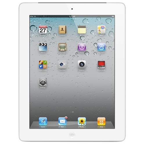 Планшет Apple iPad 4 16Gb Wi-Fi  White + Cellular