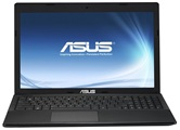 "Ноутбук ASUS X55A 15.6"" HD LED/Intel B970(2.3GHz)/2Gb/320Gb/Intel GMA HD/DVD±RW SM/WiFi/BT/Cam/Black/W7HB"
