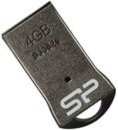 Накопитель Flash USB Drive Silicon Power Touch T01 4Gb  (Retail)