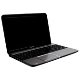 Ноутбук Toshiba Satellite L850-DJS <PSKG8R-02G003RU> 15.6 HD LED/Intel Core i5-3210M/4GB/500GB/AMD HD7670M/DVD-RW/WiFi/BT/Cam/Win 8-64/Silver