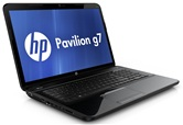 Ноутбук HP Pavilion g7-2361er <D2Z01EA> 17.3&quot;/Intel Core i3-3120M/6Gb/750Gb/AMD Radeon HD7670M/DVD-RW/Wi-Fi/BT/Cam/Win 8/Black